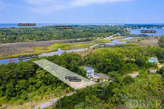 282 Sunrise Crossing Dr Lot #23, Kill Devil Hills, NC 27948 (MLS #108239) :: Outer Banks Realty Group