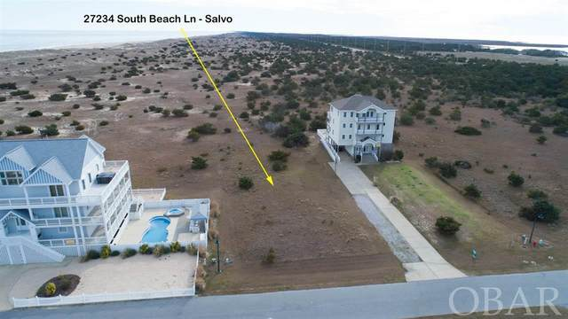 27234 South Beach Lane Lot 13, Salvo, NC 27972 (MLS #108286) :: Hatteras Realty
