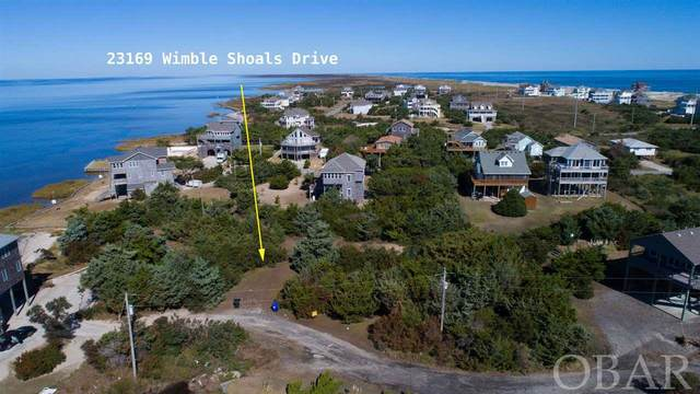 23169 Wimble Shoals Drive Lot 2, Rodanthe, NC 27968 (MLS #108293) :: Outer Banks Realty Group