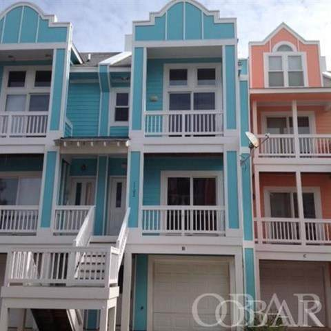 1102 B Cambridge Road Unit 302 B, Kill Devil Hills, NC 27948 (MLS #108311) :: Outer Banks Realty Group