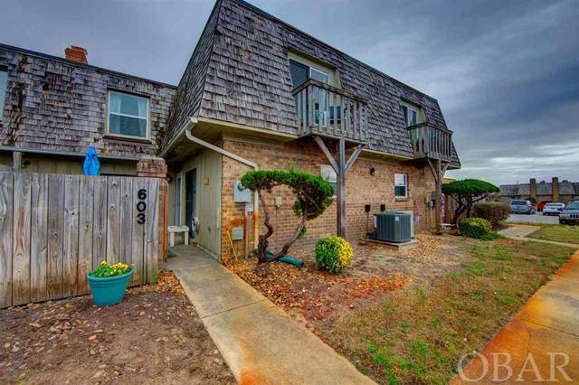 603 Angler Way Unit 603, Kitty hawk, NC 27949 (MLS #108314) :: Sun Realty