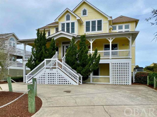 103 Halyard Court Lot 49, Duck, NC 27949 (MLS #108371) :: Corolla Real Estate | Keller Williams Outer Banks