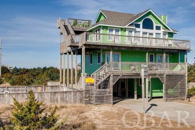 39285 Pamlico Court Lot 8, Avon, NC 27915 (MLS #108378) :: Surf or Sound Realty