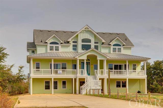 887 Whalehead Drive Lot 29, Corolla, NC 27927 (MLS #108389) :: Corolla Real Estate | Keller Williams Outer Banks