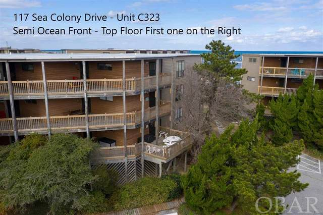 117 C 323 Sea Colony Drive Unit C 323, Duck, NC 27949 (MLS #108411) :: Corolla Real Estate | Keller Williams Outer Banks