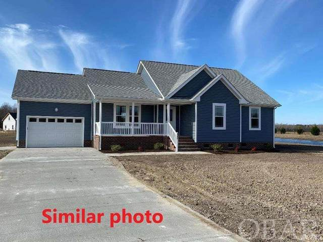 467 Narrow Shore Road Lot # 2, Aydlett, NC 27916 (MLS #108412) :: Hatteras Realty