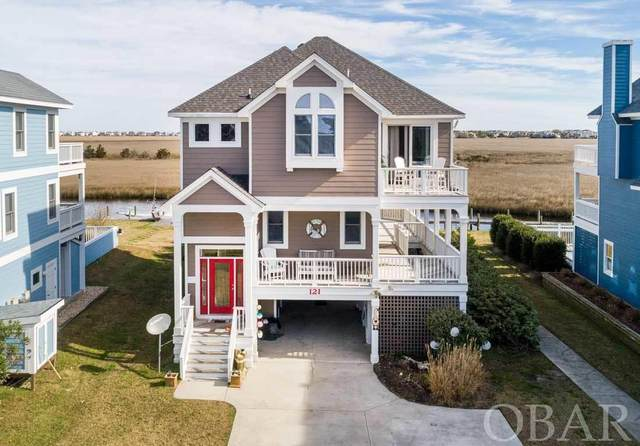 121 Peninsula Drive Lot 23, Manteo, NC 27954 (MLS #108433) :: Outer Banks Realty Group
