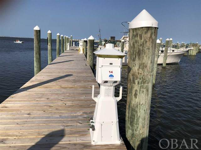 0 Docks North Bay Club Drive Unit R14, Manteo, NC 27954 (MLS #108477) :: Hatteras Realty