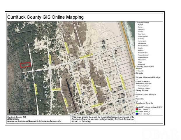 1704 Hilltop Road Lot 177, Corolla, NC 27927 (MLS #108479) :: Matt Myatt | Keller Williams