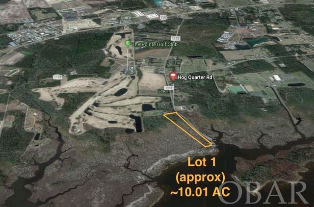 0 Hog Quarter Road Lot 1, Powells Point, NC 27966 (MLS #108493) :: Hatteras Realty