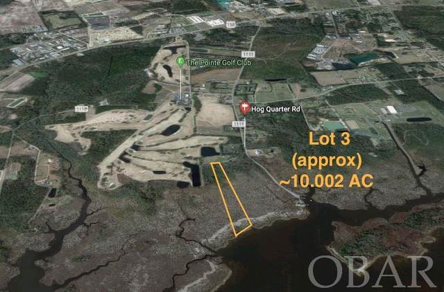 0 Hog Quarter Road Lot 3, Powells Point, NC 27966 (MLS #108495) :: Outer Banks Realty Group