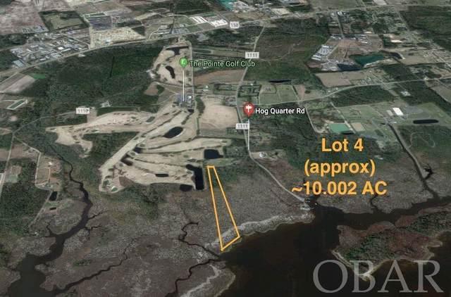 0 Hog Quarter Road Lot 4, Powells Point, NC 27966 (MLS #108496) :: Hatteras Realty