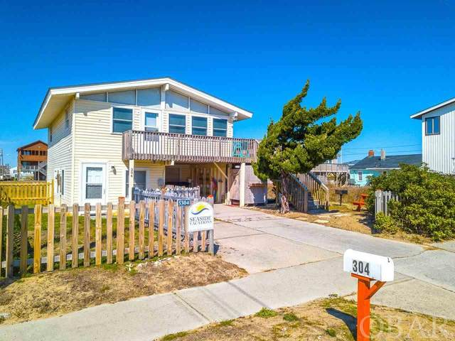 304 E Helga Street Lot 9, Kill Devil Hills, NC 27948 (MLS #108511) :: Outer Banks Realty Group