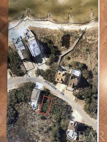 41475 Portside Drive Lot 36, Avon, NC 24915 (MLS #108513) :: Outer Banks Realty Group