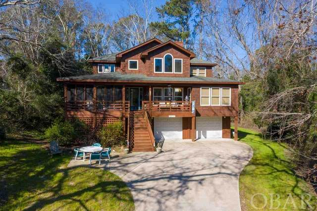 83 Gravey Pond Lane Lot 445, Southern Shores, NC 27949 (MLS #108581) :: Outer Banks Realty Group