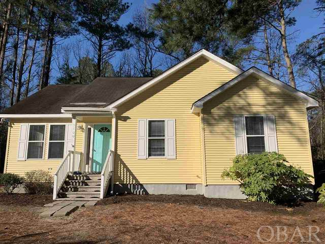 5100 The Woods Road Lot 15B, Kitty hawk, NC 27949 (MLS #108629) :: Outer Banks Realty Group
