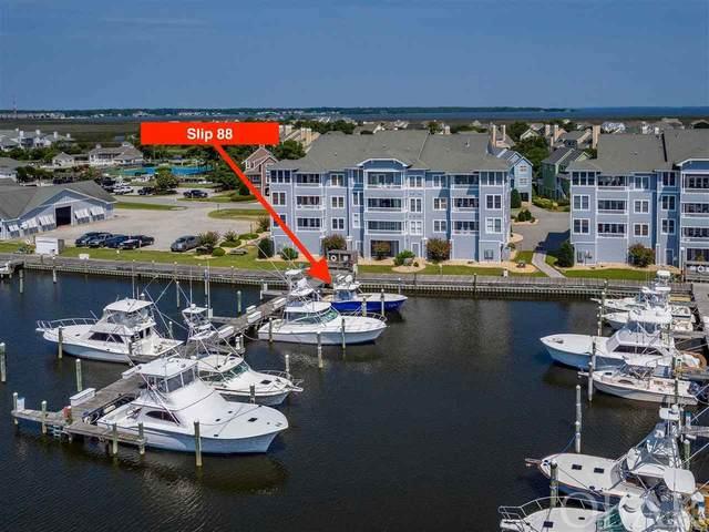 88 Yacht Club Court Slip 88, Manteo, NC 27954 (MLS #108630) :: Corolla Real Estate | Keller Williams Outer Banks