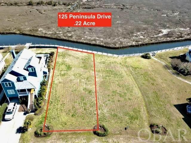 125 Peninsula Drive Lot 25, Manteo, NC 27954 (MLS #108663) :: Outer Banks Realty Group