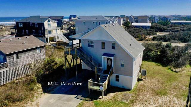 107 E Dare Drive Lot #3, Nags Head, NC 27959 (MLS #108668) :: Outer Banks Realty Group