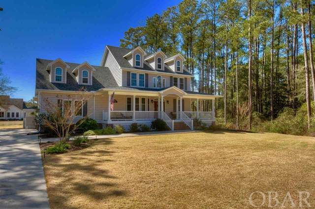 112 Weir Point Drive Lot #29, Manteo, NC 27954 (MLS #108740) :: Sun Realty