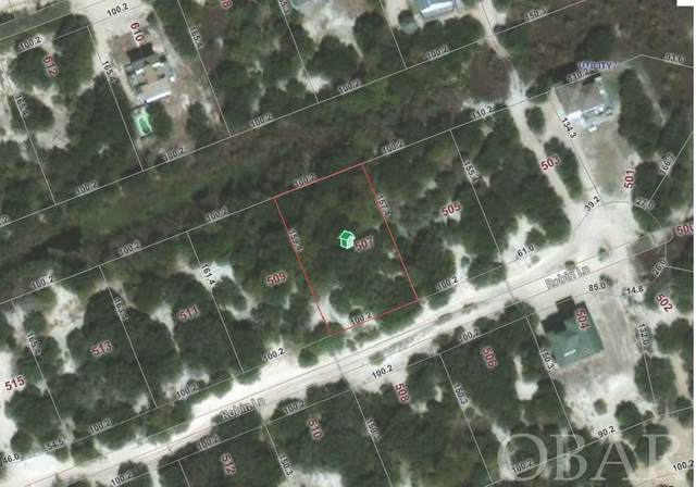 507 Robin Lane Lot# 45, Corolla, NC 27927 (MLS #108773) :: Hatteras Realty