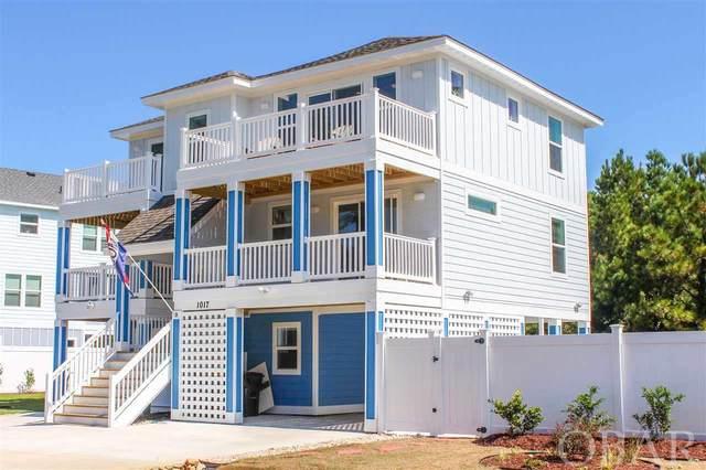 1017 Cruz Bay Lane Lot 5, Corolla, NC 27927 (MLS #108790) :: Midgett Realty