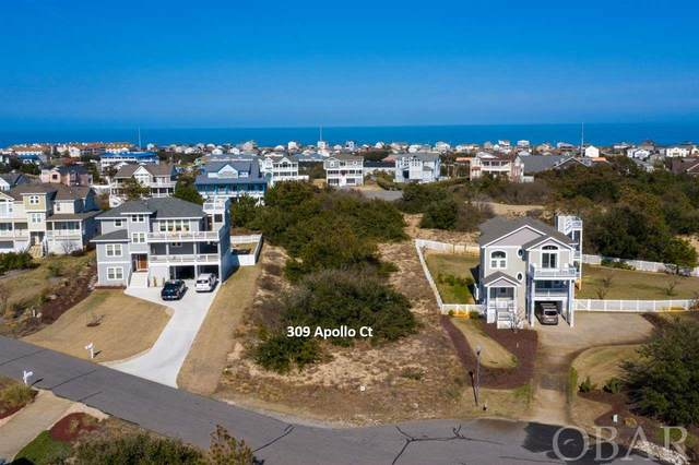 309 Apollo Court Lot 61, Kitty hawk, NC 27949 (MLS #108834) :: Hatteras Realty