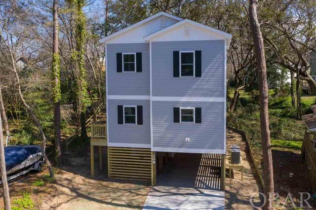 208 E Sir Walter Raleigh Drive Lot 133, Kill Devil Hills, NC 27948 (MLS #108857) :: Outer Banks Realty Group