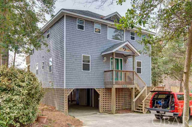130 Sally Crab Court Lot 130, Kill Devil Hills, NC 27948 (MLS #108871) :: Outer Banks Realty Group