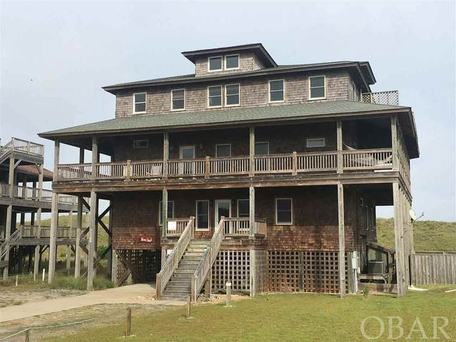 25309 Sea Isle Hills Drive Lot 8, Waves, NC 27982 (MLS #108875) :: Sun Realty