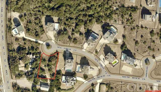 27215 Sea Chest Court Lot 32, Salvo, NC 27972 (MLS #108972) :: Surf or Sound Realty