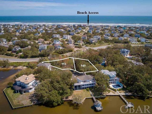 951 Sun Burst Court Lot 128, Corolla, NC 27927 (MLS #109013) :: Midgett Realty