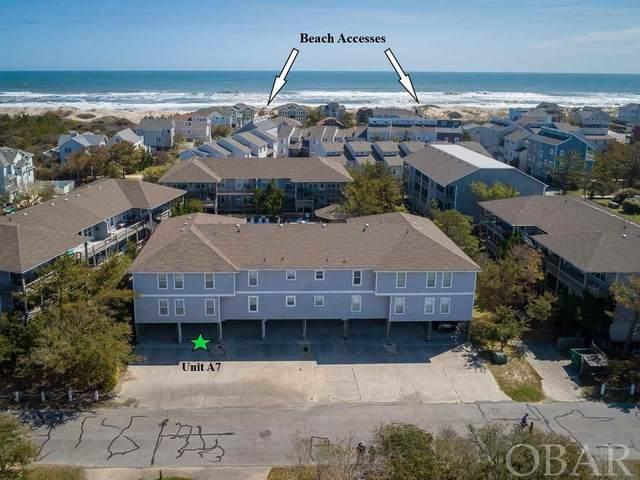 641 Surf Song Lane Unit A7, Corolla, NC 27927 (MLS #109038) :: AtCoastal Realty