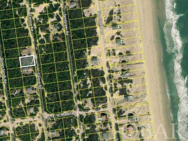 2336 Carova Road Lot 7, Corolla, NC 27927 (MLS #109116) :: Sun Realty