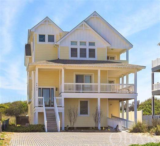 3633 S Virginia Dare Trail Lot 140-A, Nags Head, NC 27959 (MLS #109125) :: Sun Realty