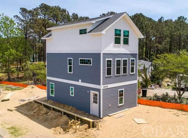 1419 Shay Street Lot 1, Kill Devil Hills, NC 27948 (MLS #109134) :: Corolla Real Estate | Keller Williams Outer Banks