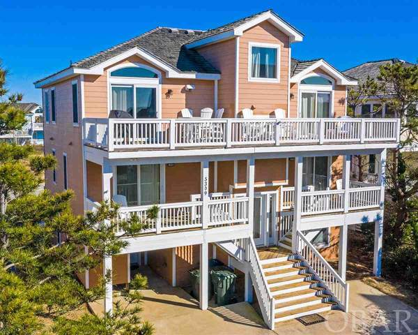 5309 S Chippers Court Lot 6, Nags Head, NC 27959 (MLS #109160) :: Randy Nance | Village Realty