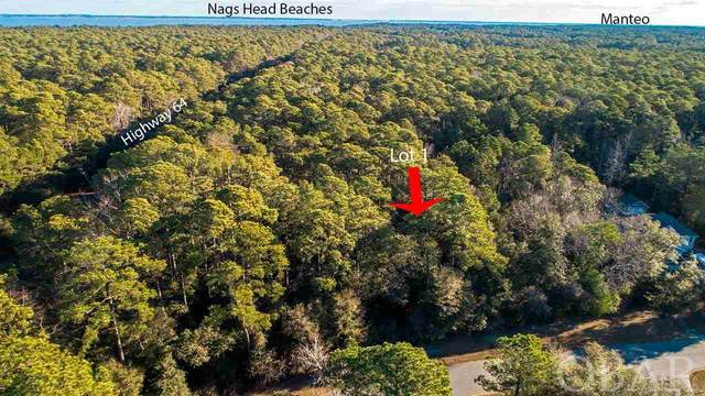 128 Croatan Woods Trail Lot 1, Manteo, NC 27954 (MLS #109214) :: AtCoastal Realty