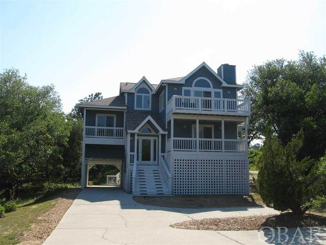 335 Sea Oats Trail Lot 6, Southern Shores, NC 27949 (MLS #109253) :: Sun Realty