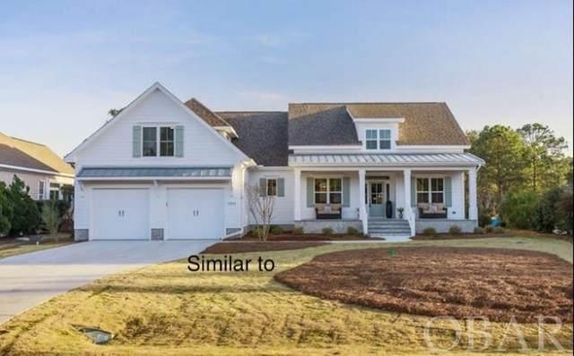 137 Madeline Drive Lot 14, Manteo, NC 27954 (MLS #109284) :: Sun Realty