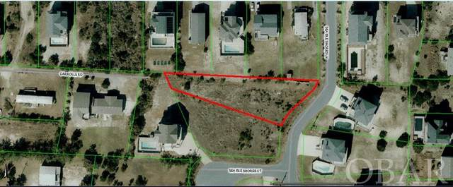 25204 Sea Isle Hills Court Lot 5, Waves, NC 27982 (MLS #109300) :: Midgett Realty