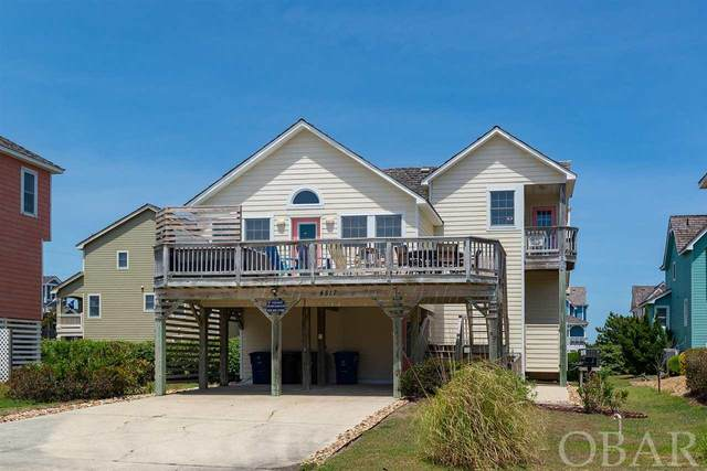 4817 E Katie Court Lot 31, Nags Head, NC 27959 (MLS #109342) :: Hatteras Realty