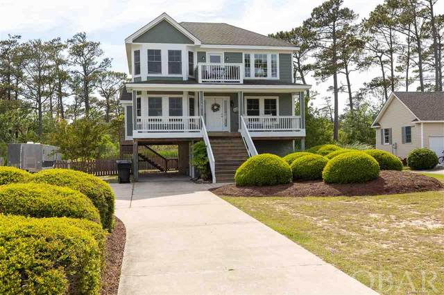 160 Watersedge Drive Lot 38, Kill Devil Hills, NC 27948 (MLS #109354) :: Sun Realty