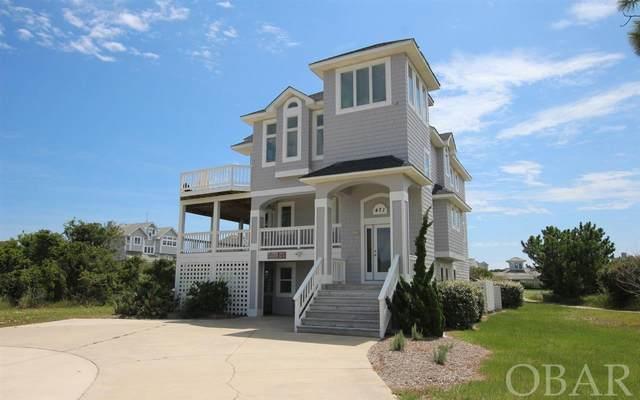 471 N Cove Road Lot #37, Corolla, NC 27927 (MLS #109386) :: Sun Realty