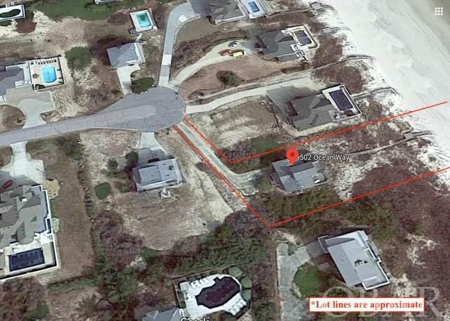 502 Ocean Way Lot 74, Corolla, NC 27927 (MLS #109392) :: Sun Realty