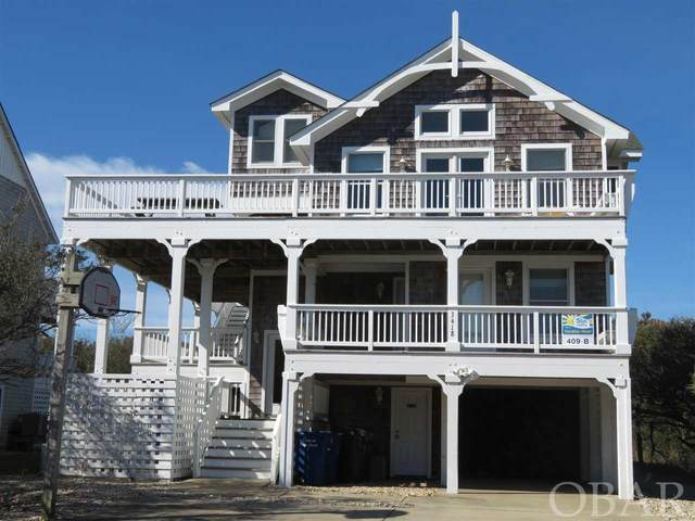 3418 S Memorial Drive Lot 13, Nags Head, NC 27959 (MLS #109430) :: Hatteras Realty