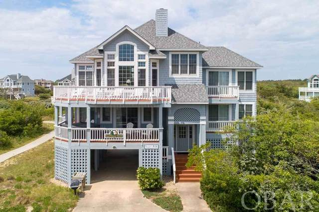 462 Pipsi Point Road Lot 34, Corolla, NC 27927 (MLS #109446) :: Outer Banks Realty Group