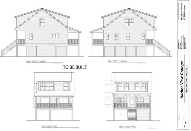 416 Harbour View Drive Lot# 24, Kill Devil Hills, NC 27948 (MLS #109553) :: Hatteras Realty