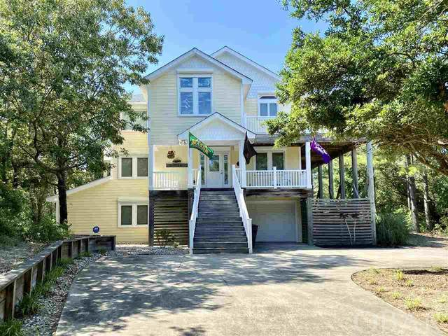 151 Crooked Back Loop Lot 126, Southern Shores, NC 27949 (MLS #109561) :: Outer Banks Realty Group
