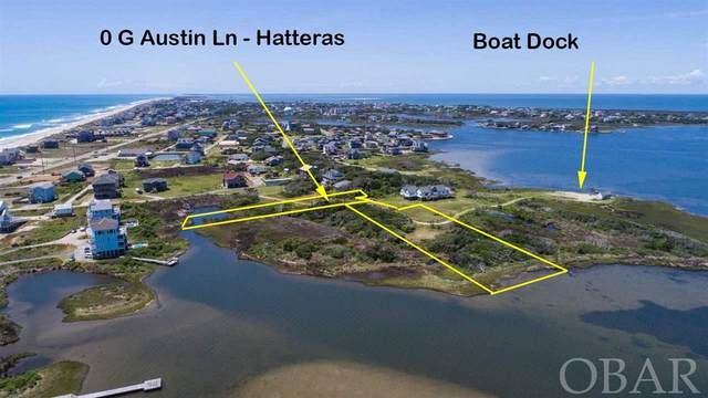 0 G Austin Lane Lot# 2 & 4Ab, Hatteras, NC 27943 (MLS #109567) :: Surf or Sound Realty